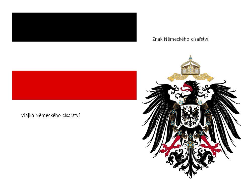 Vlajka Německého císařství Znak Německého císařství