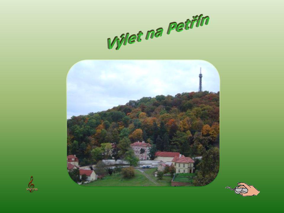 Česká republika: Výlet na Petřín Hospodářský zeměpis Centrum pro virtuální a moderní metody a formy vzdělávání na Obchodní akademii T.G. Masaryka, Kos