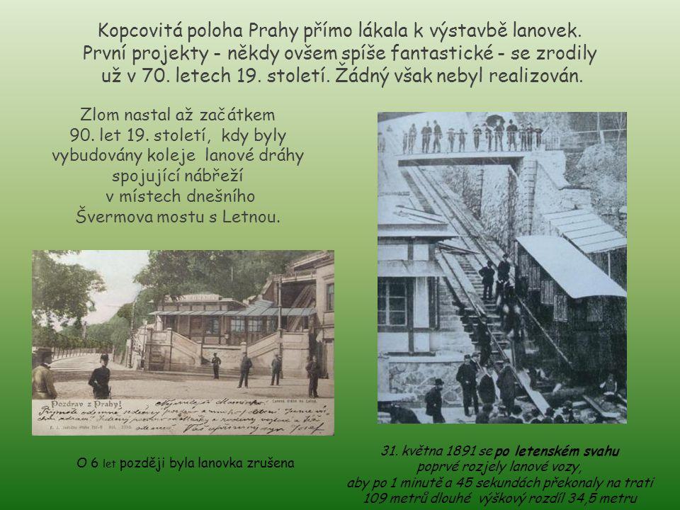Petřín není jen rozhledna, lanovka či bludiště.Musíme připomenout další monumenty – např.