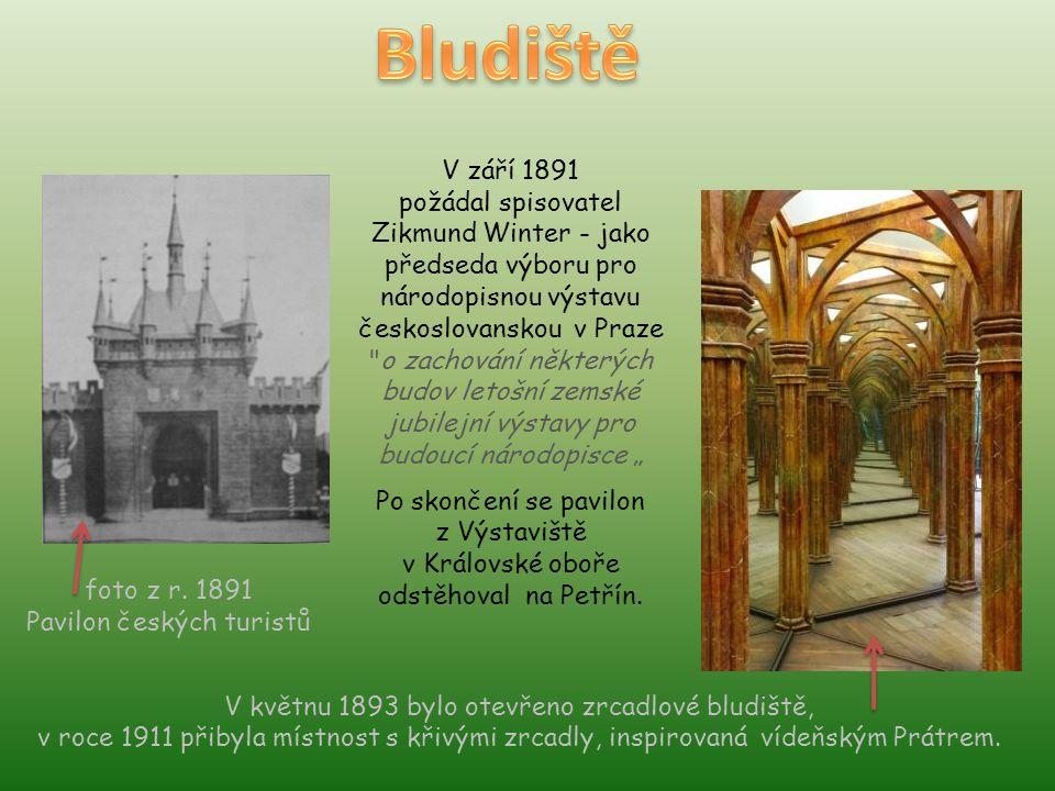 V roce 1889 vypravil nově vzniklý Klub českých turistů do Paříže zvláštní