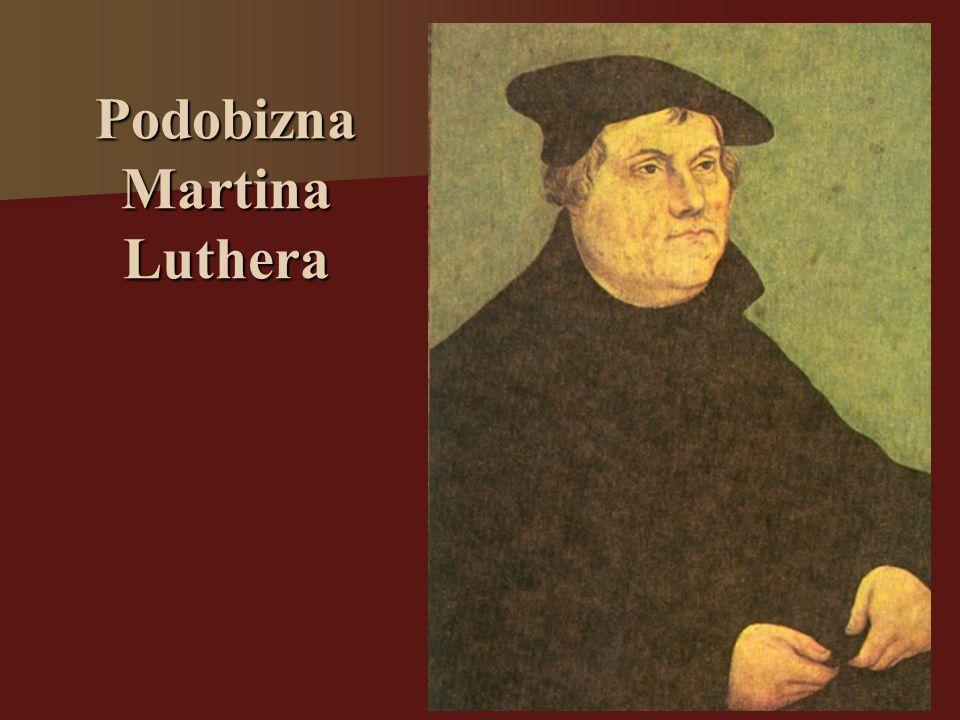 Podobizna Martina Luthera
