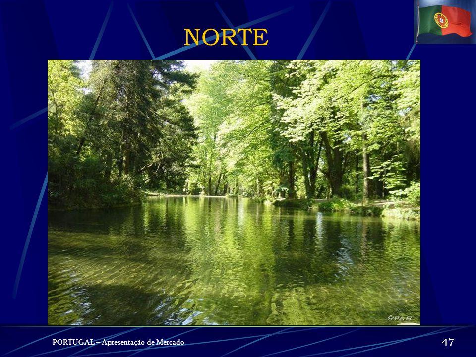 NORTE PORTUGAL – Apresentação de Mercado 46