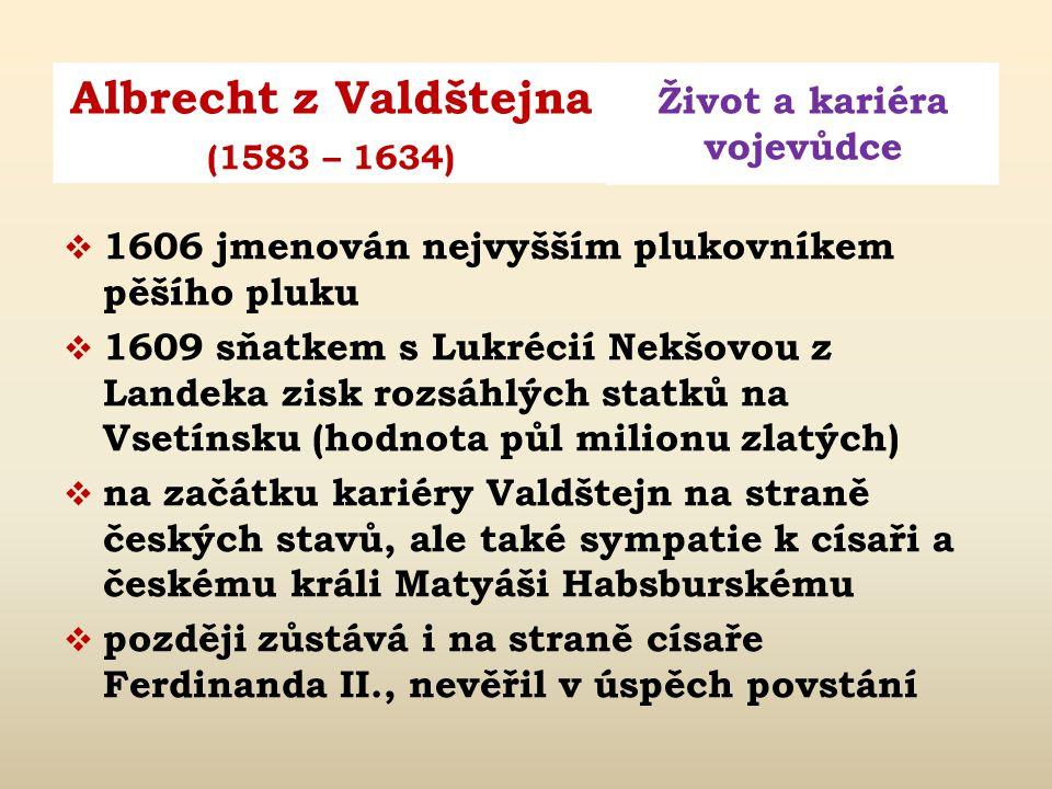 Obr. 2: Erb rodu Valdštejnů