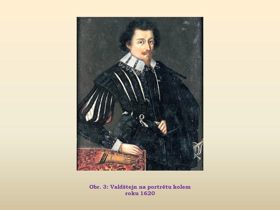 Albrecht z Valdštejna Život a kariéra vojevůdce (1583 – 1634)  1619 v Olomouci umlčel své kritiky a odváží z Moravy přes 96.000 zlatých do Vídně císa