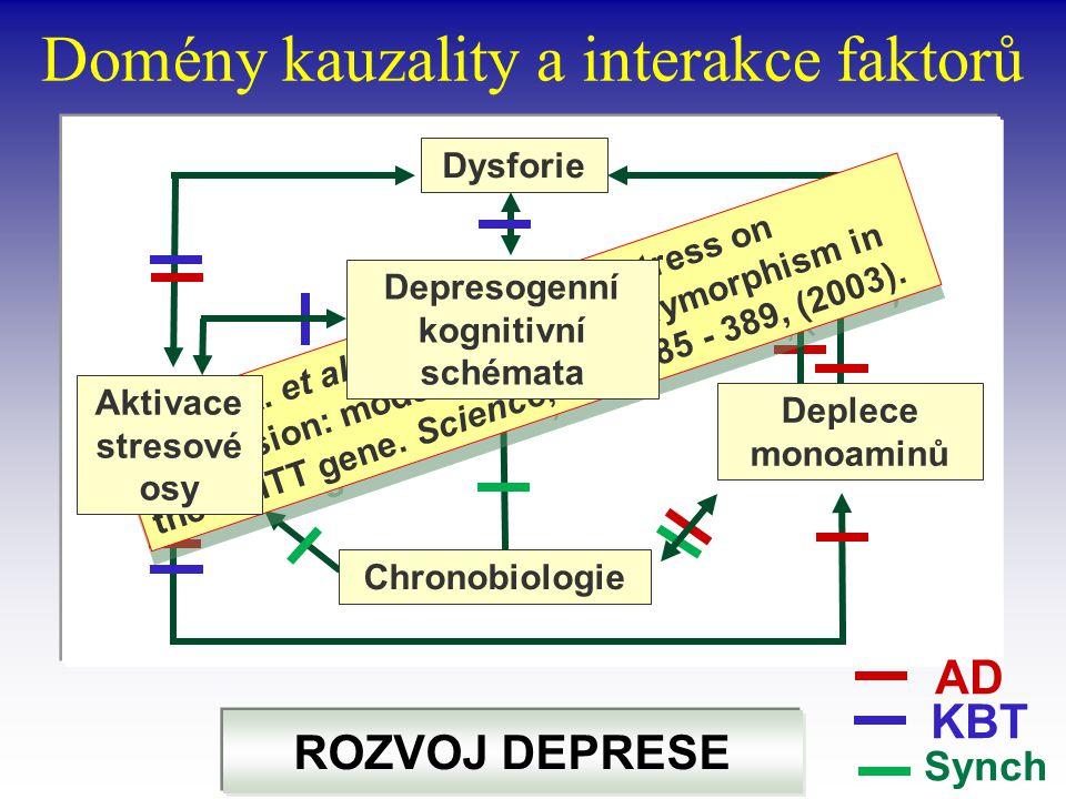Höschl DANA Vztah 5-HT 1A a 5-HT 2A receptorů GENOMICKÉ ÚČINKY ANTIDEPRESIV 5HT1A AC G R G R JÁDRO ANTIDEPRESIVA =inhibitoryzpětnéhopříjmu NA a 5HT do
