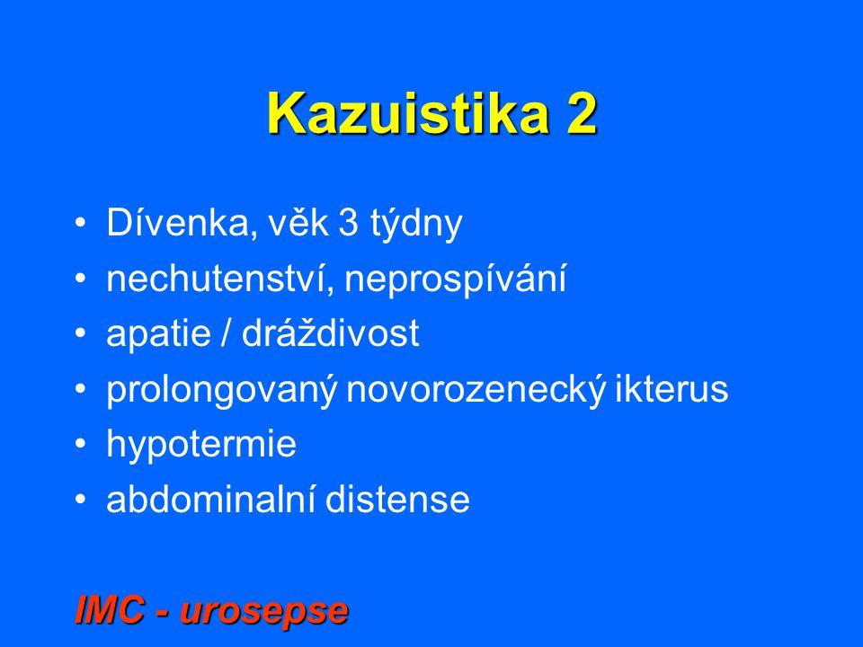 CHRF Příčiny : GNFGNF PNF/intersticiální nefritidaPNF/intersticiální nefritida (VUR, obstrukce) hereditární nefropatiehereditární nefropatie (polycystóza ledvin, kongenitální Nsy, hereditární nefritida) VVVVVV (aplázie, hypoplázie, ageneze) multisystemové onemocněnímultisystemové onemocnění (HUS, SLE, H-Sch.