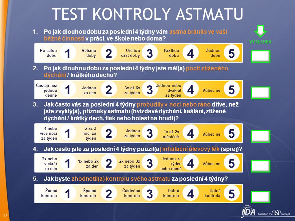 17 TEST KONTROLY ASTMATU 1.