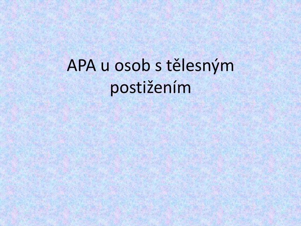 Typy postižení (podle vzniku) A.Ochrnutí po poranění míchy B.Infekční obrna (dětská obrna – poliomyelitis) C.Amputace dolních končetin D.Rozštěpy páteře E.Progresivní svalová dystrofie