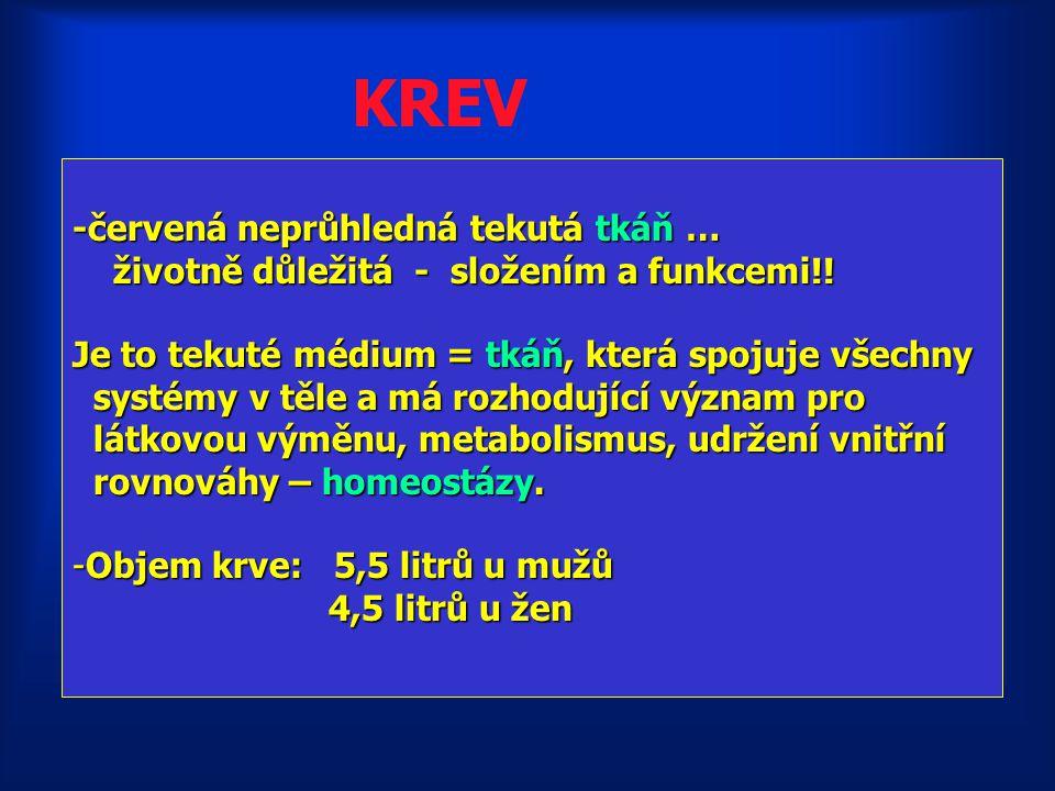 KREV - IMUNITA MUDr. Vladimír Compeľ
