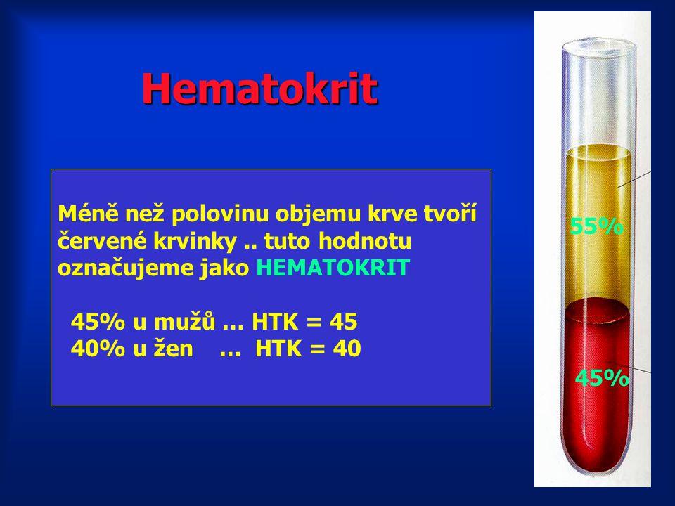 Bílé krvinky - leukocyty NEU EO BAZO LY MONO