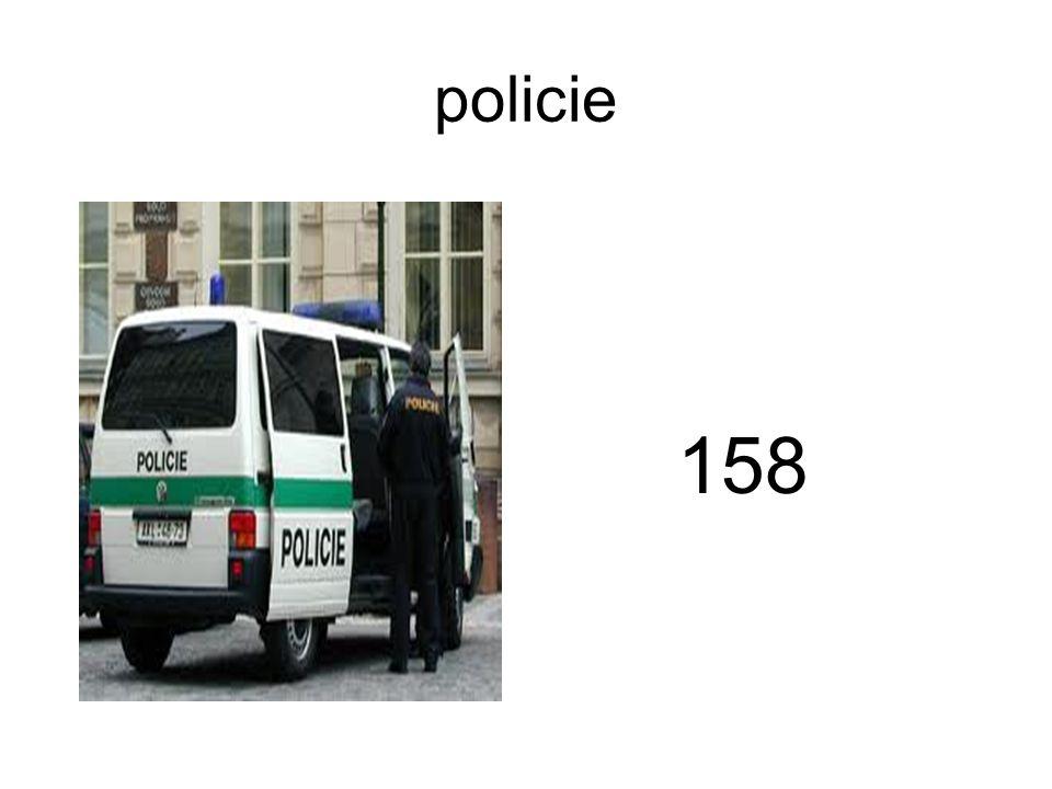 policie 158