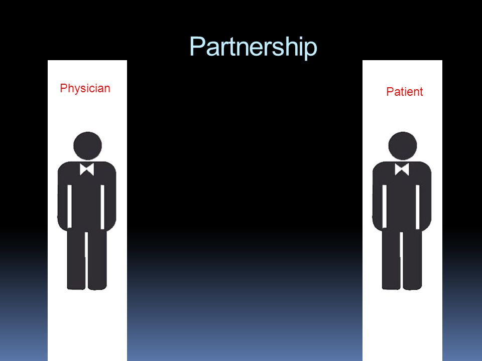 Partnership Physician Patient