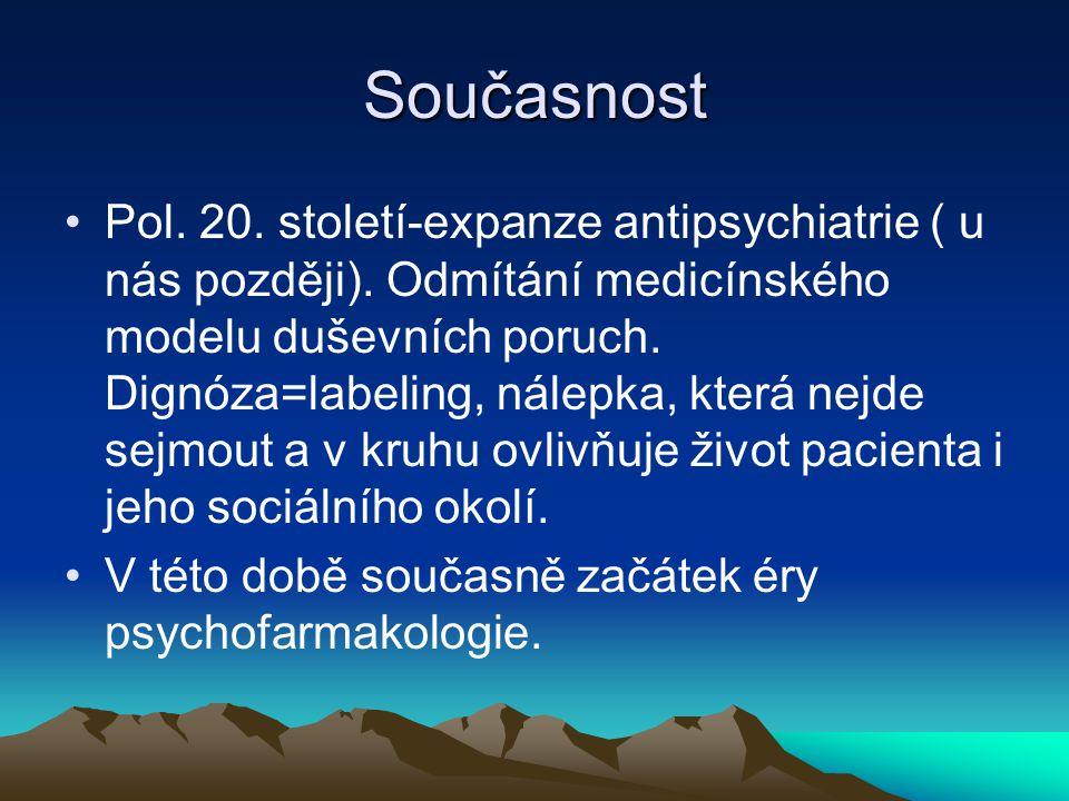 Psychiatrické a psychologické vyšetření Psychiatr Anamnéza (identifikační údaje, rodinná anamnéza, osobní anamnéza, somatická anamnéza, současný problém, předchozí psychiatrická anamnéza).