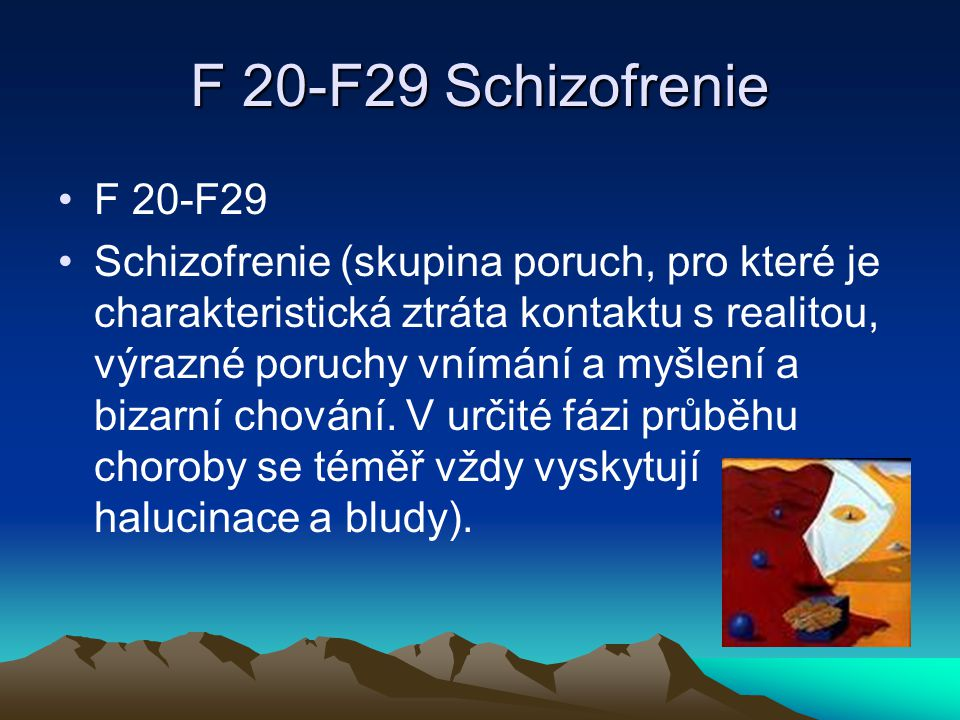 F 30-39 Poruchy nálady Poruchy normální nálady.