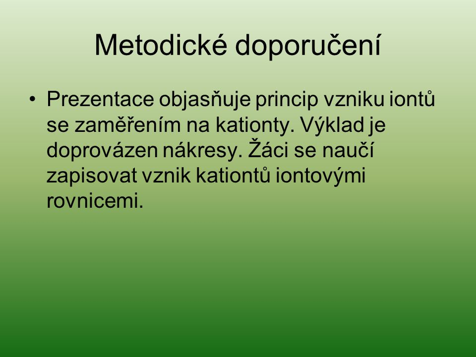 1.BENEŠ, Pavel a kol.Základy chemie. 1.díl. 3.vyd.