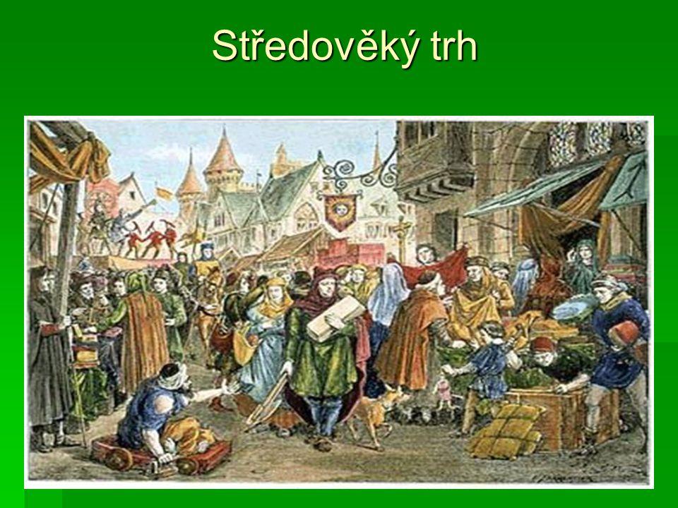 Středověký trh