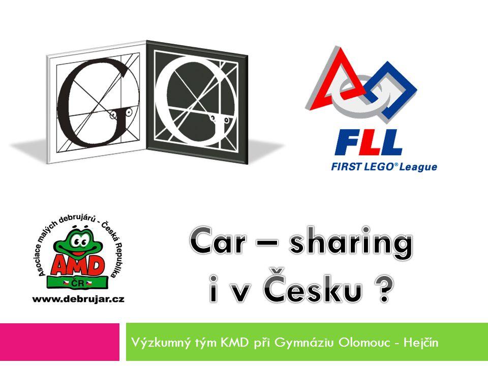 Výzkumný tým KMD při Gymnáziu Olomouc - Hejčín