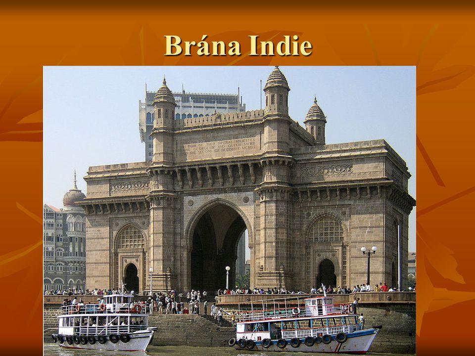 Brána Indie