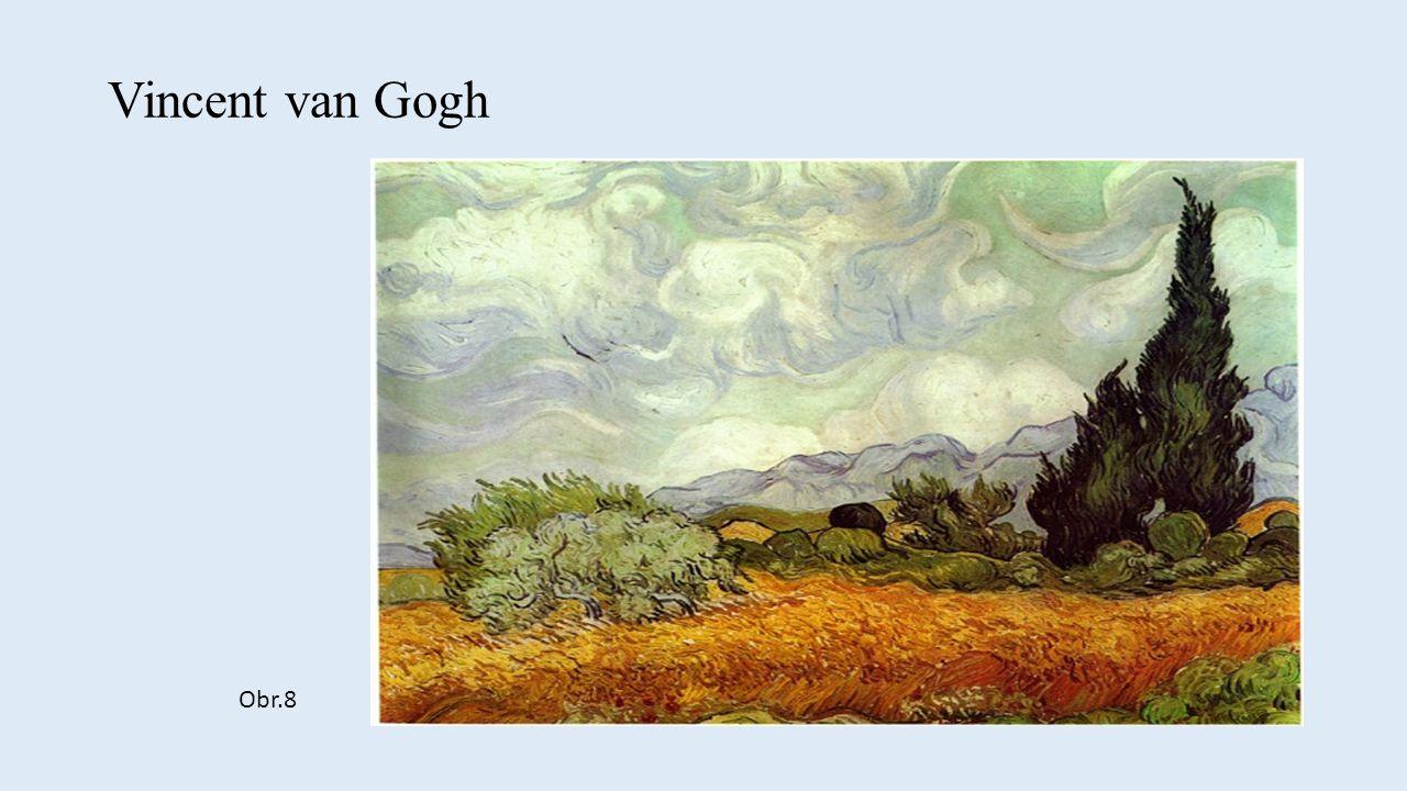 Vincent van Gogh Obr.8