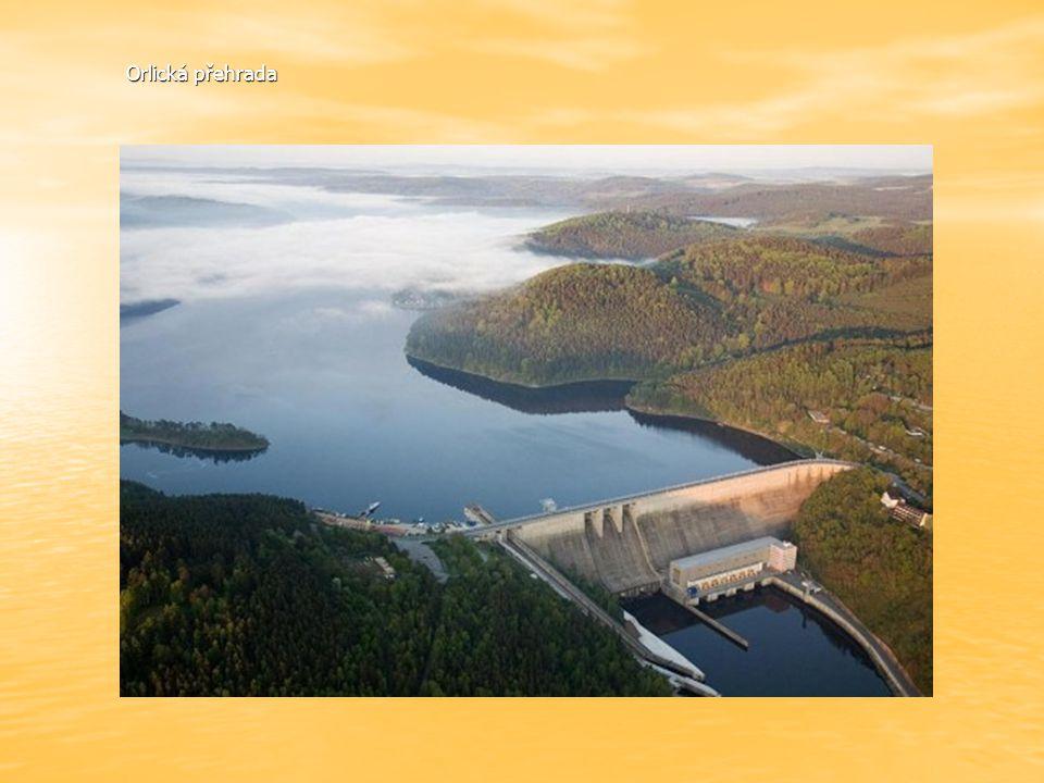 Orlická přehrada Orlická přehrada