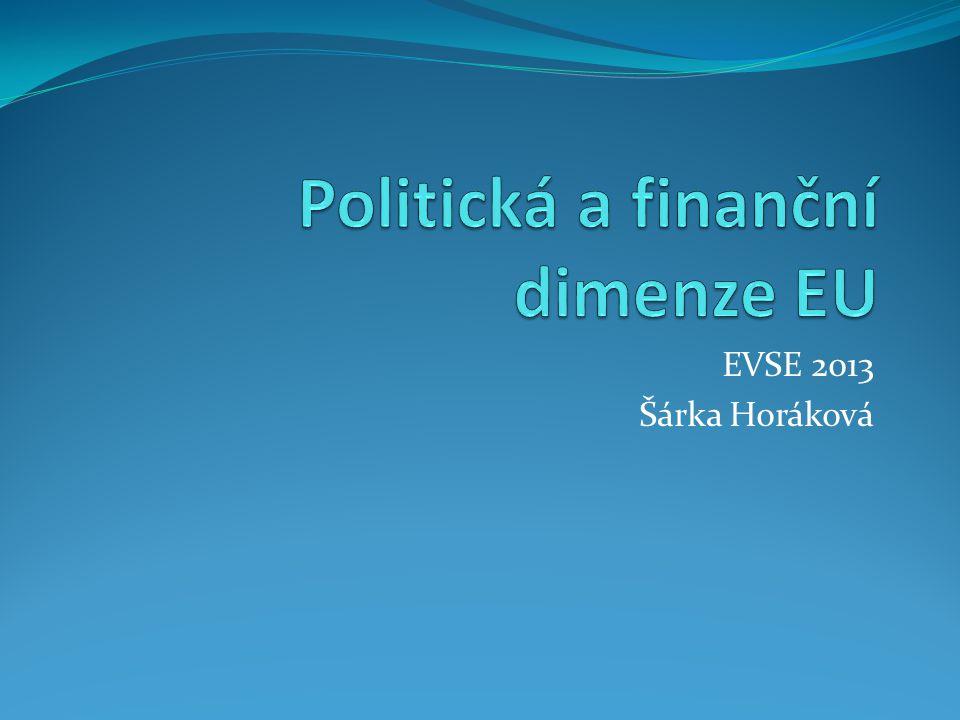 EVSE 2013 Šárka Horáková