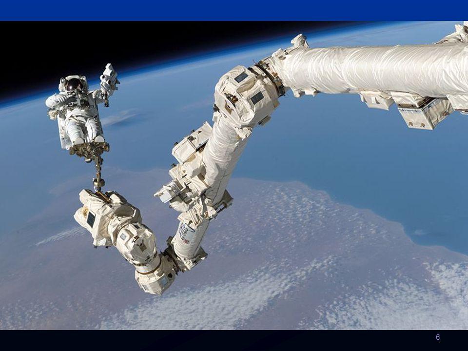 Stavba a struktura  Téhož roku přivezl raketoplán Atlantis modul Destiny.  V roce 2001 vynesl raketoplán Discovery nákladový modul Leonardo.  Velmi