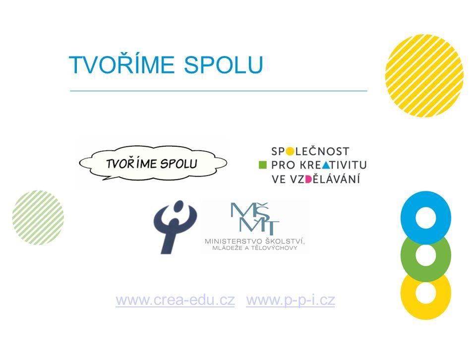 TVOŘÍME SPOLU www.crea-edu.czwww.p-p-i.cz