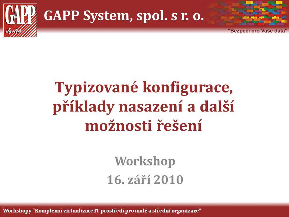 GAPP System, spol. s r. o.