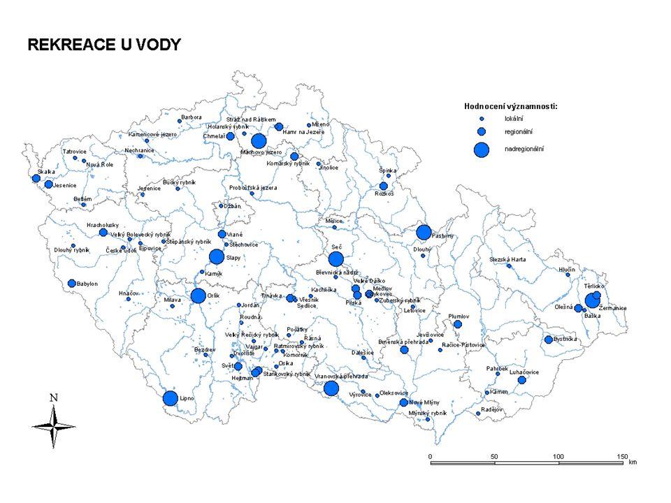 Propagace a informace o CR Turistická informační centra