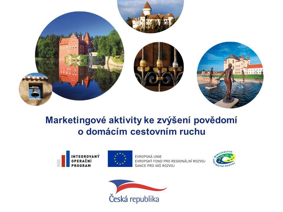 Marketingové aktivity ke zvýšení povědomí o domácím cestovním ruchu