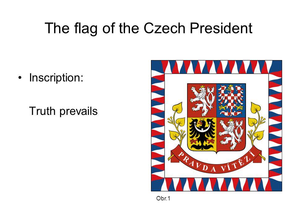 Prague castle the official residence of the President Obr. 2