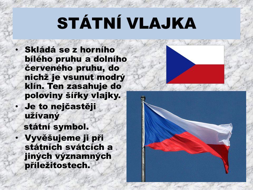 Pan Jiří Louda je autorem prezidentské standarty a nejcennějšího znaku občana této země - státního znaku České republiky.