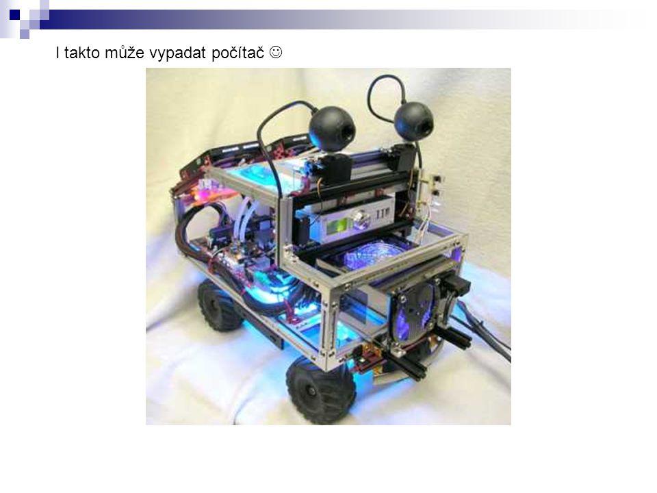 I takto může vypadat počítač