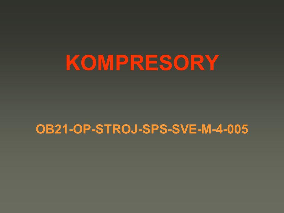 KOMPRESORY OB21-OP-STROJ-SPS-SVE-M-4-005
