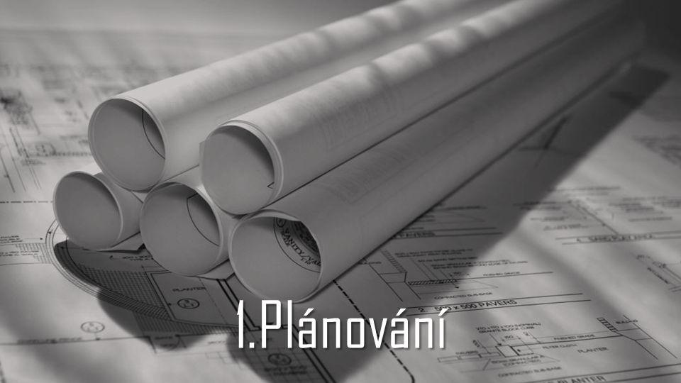 1.Plánování