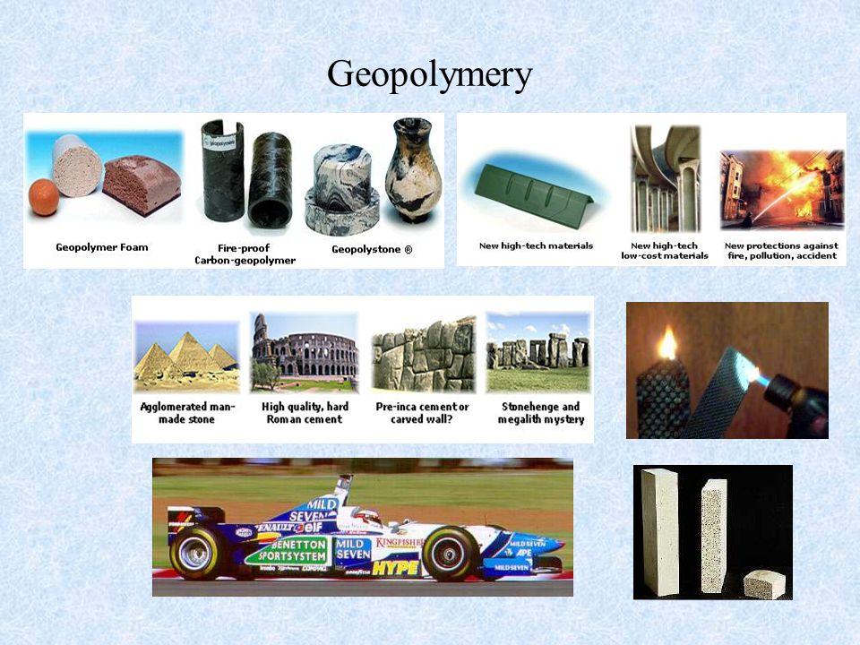 Geopolymery