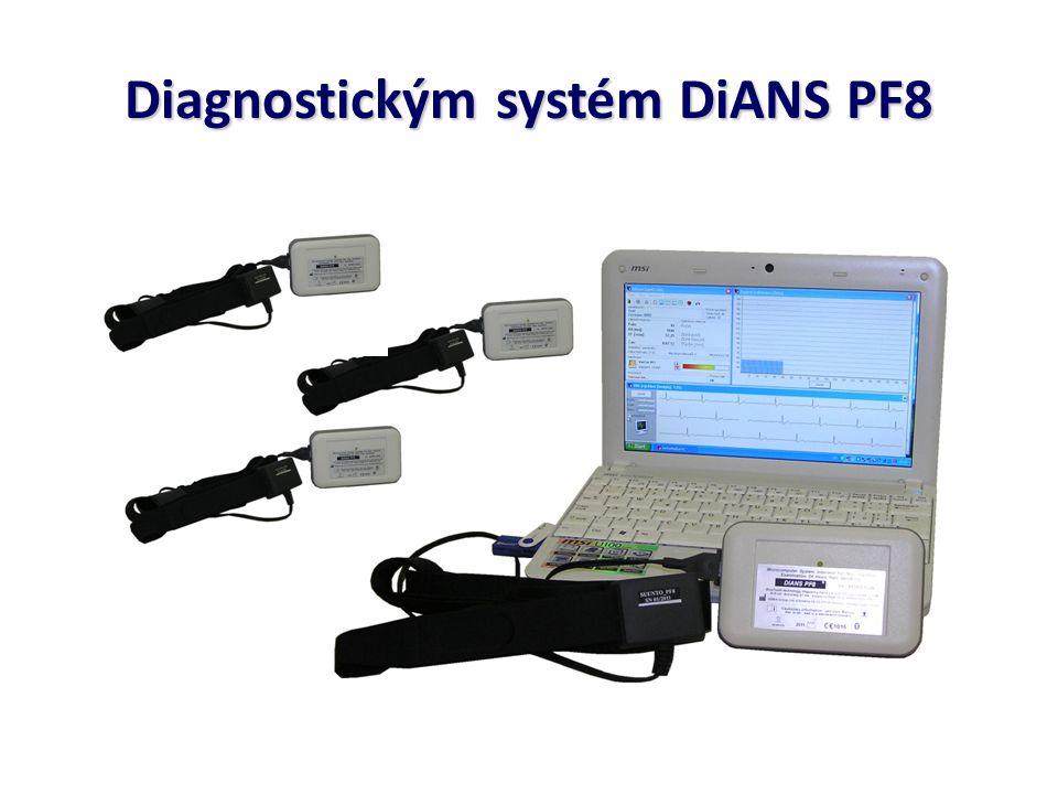 Diagnostickým systém DiANS PF8