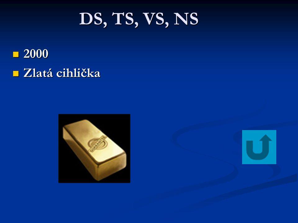DS, TS, VS, NS 1000 1000 Která plíce je větší? Která plíce je větší? Pravá (3 laloky) Pravá (3 laloky)