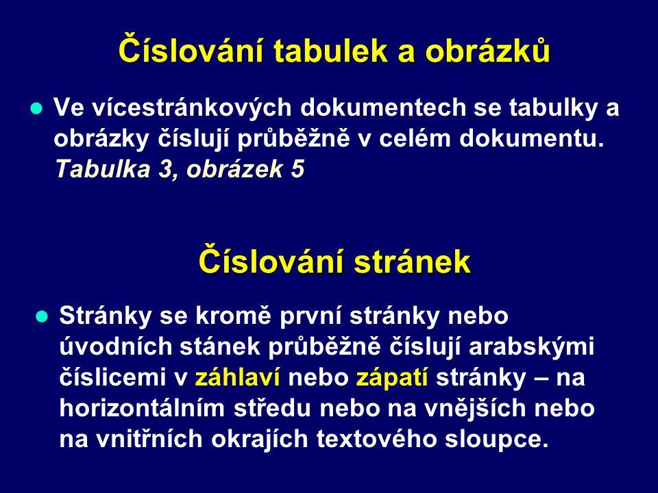 Úprava nadpisů Psací Stroj - Nadpisy větších částí textu se oddělují: – od předcházejícího textu dvěma prázdnými řádky, – od následujícího textu jedním prázdným řádkem.