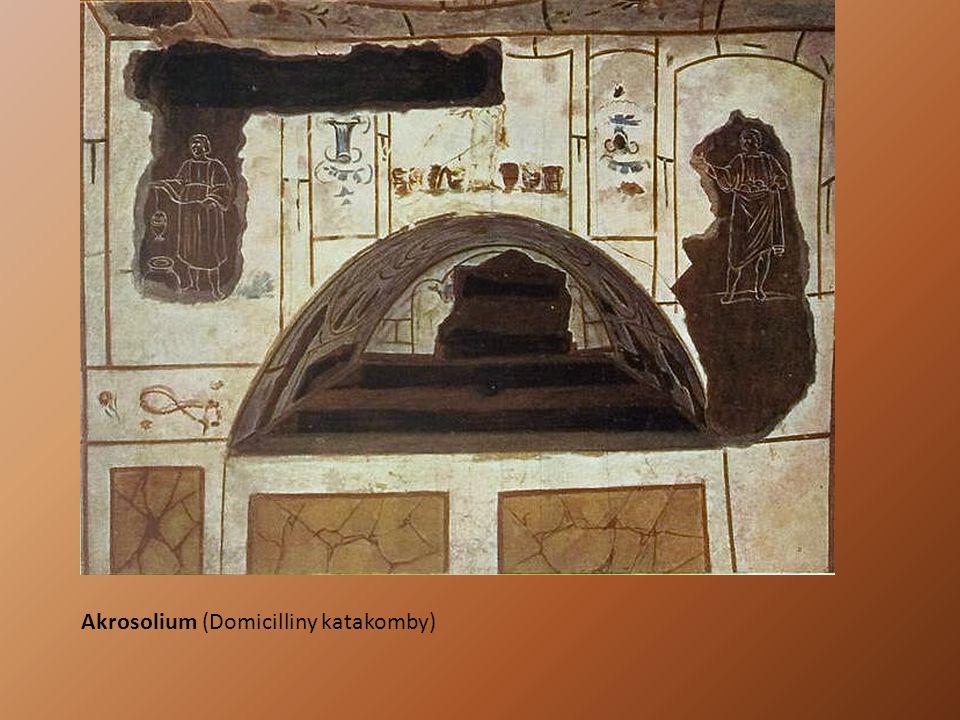 Akrosolium (Domicilliny katakomby)