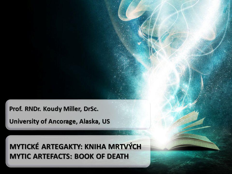 Prof. RNDr. Koudy Miller, DrSc.