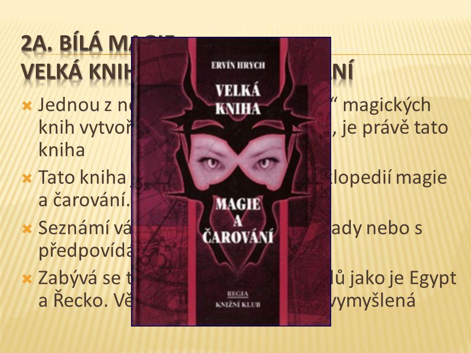 """ Jednou z několika tisíců """"falešných magických knih vytvořených obyčejnými lidmi, je právě tato kniha  Tato kniha je takovou velkou encyklopedií magie a čarování."""
