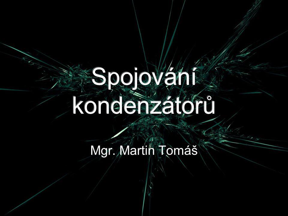 Mgr. Martin Tomáš