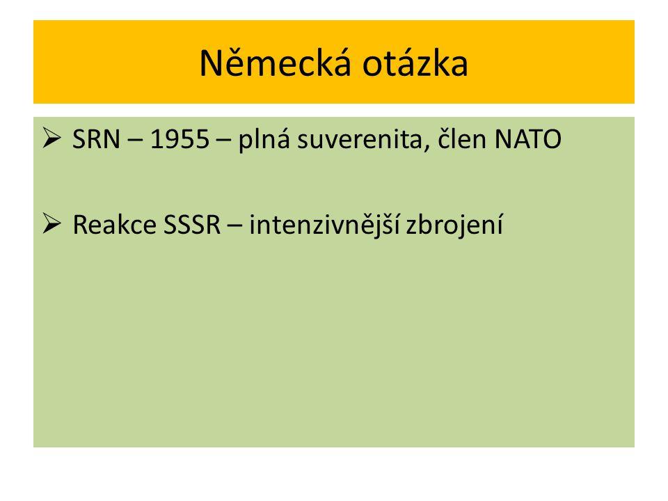 Varšavská smlouva  14.5.