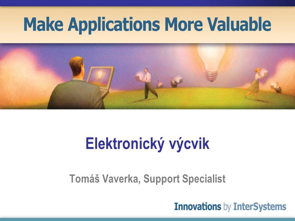 Elektronický výcvik Tomáš Vaverka, Support Specialist