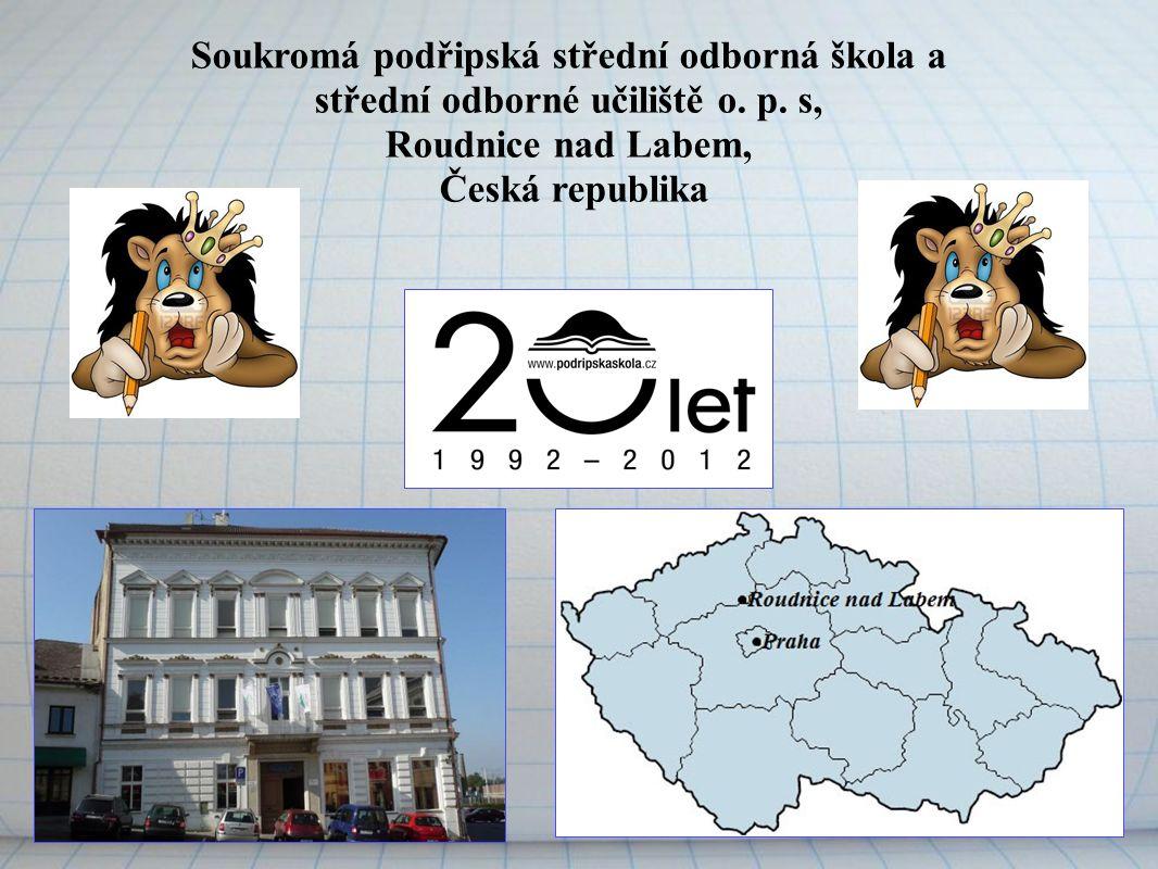 Soukromá podřipská střední odborná škola a střední odborné učiliště o. p. s, Roudnice nad Labem, Česká republika