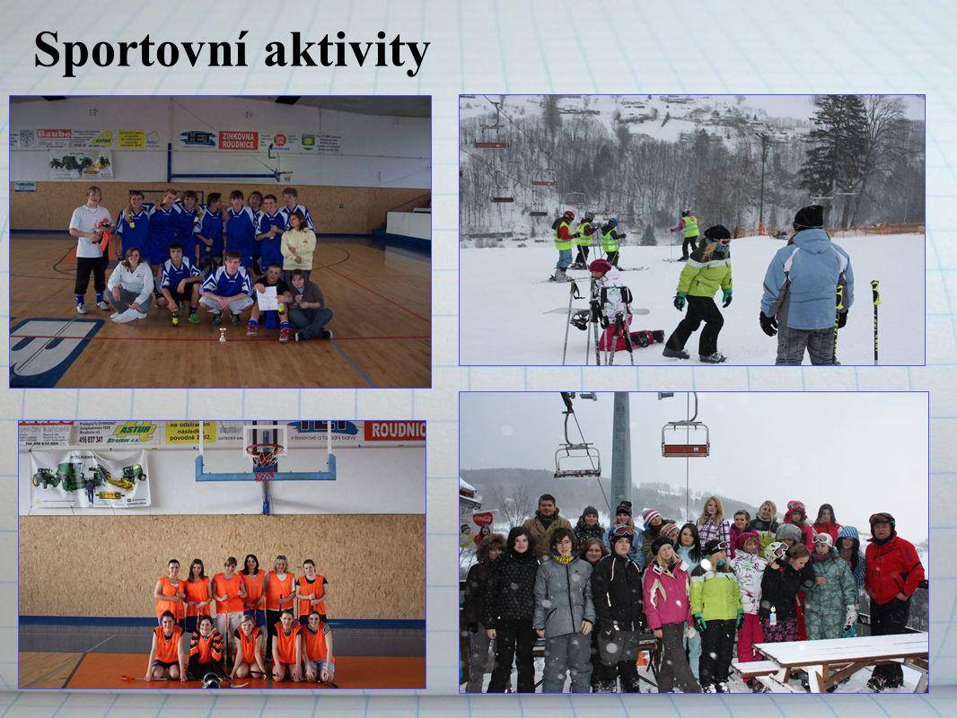 Sportovní aktivity