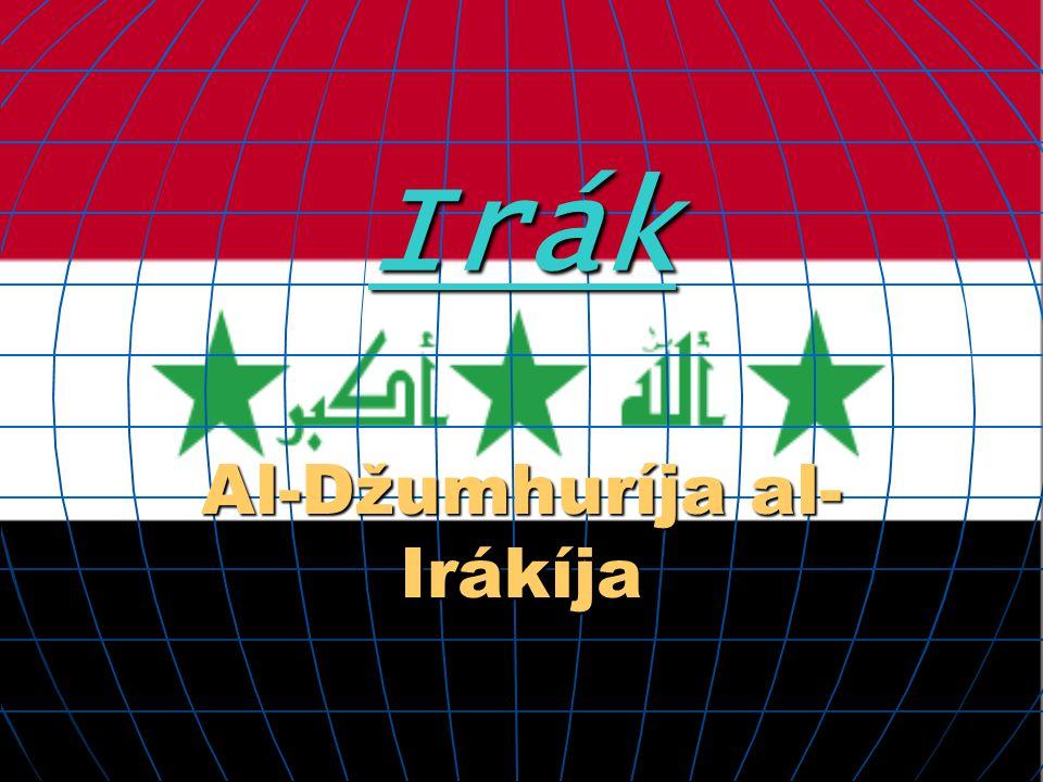 Irák Al-Džumhuríja al- Irákíja
