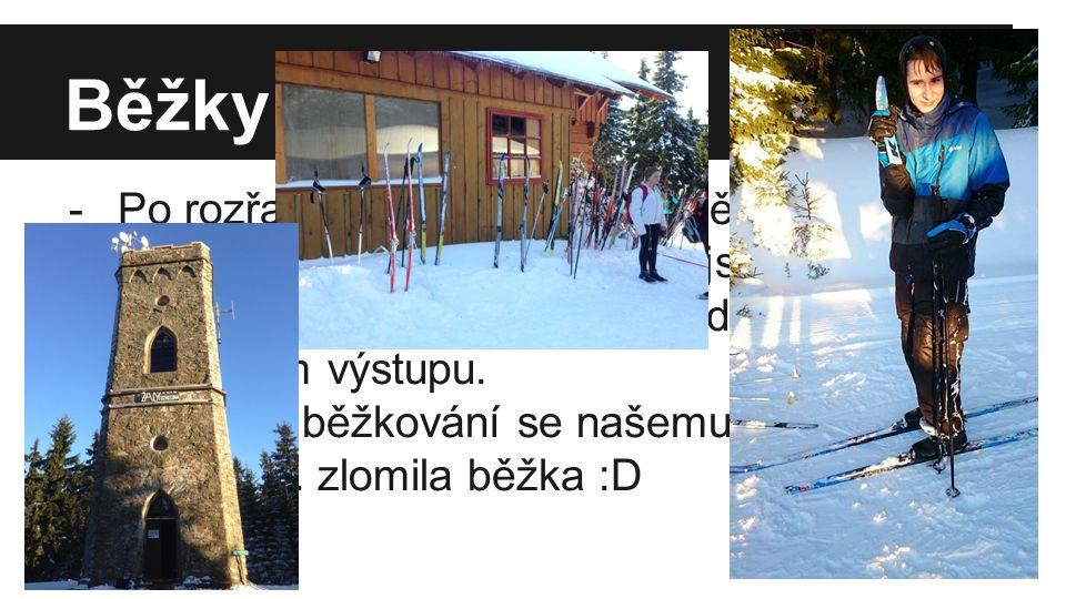 Výlet -Třetí den jsme byli na velice zajímavém a záživném výletě v Jilemnici.