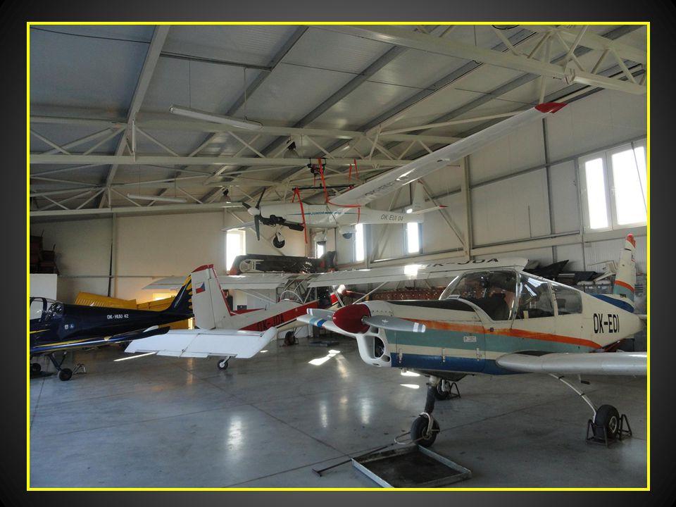 Letadlový park